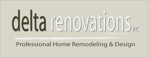 Delta Renovations Professional Home Remodeling and Design