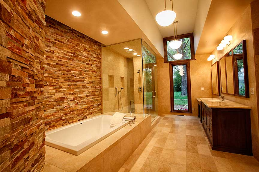 Bathroom Remodeling Project Arlington Heights Illinois